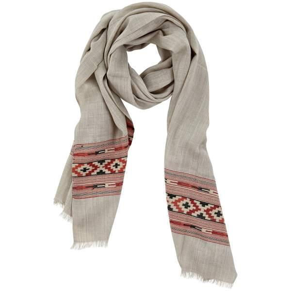 Schal aus Pashminawolle