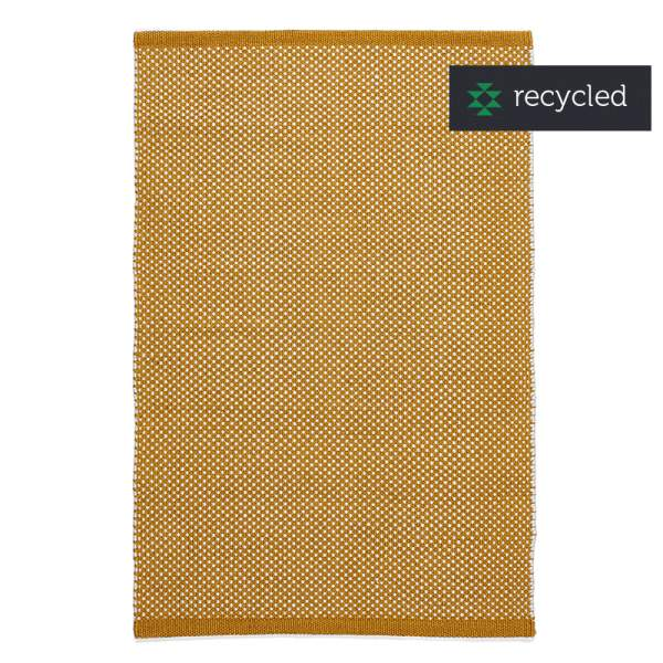 In-/Outdoor-Teppich DOTS honey gold