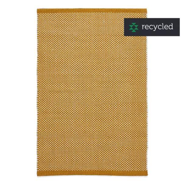 PET rug DOTS honey gold