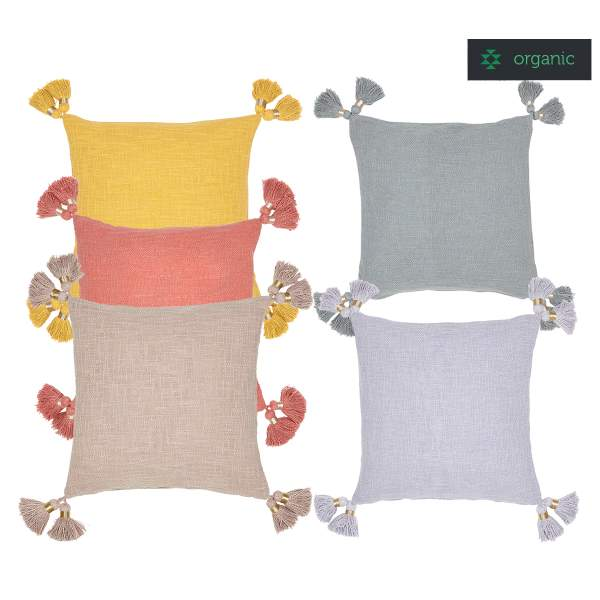 Cushion FLY I organic cotton