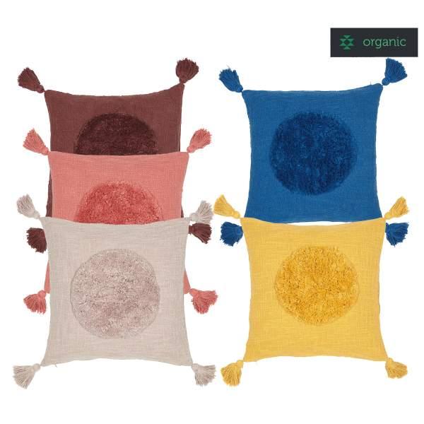 Cushion SUN I organic cotton