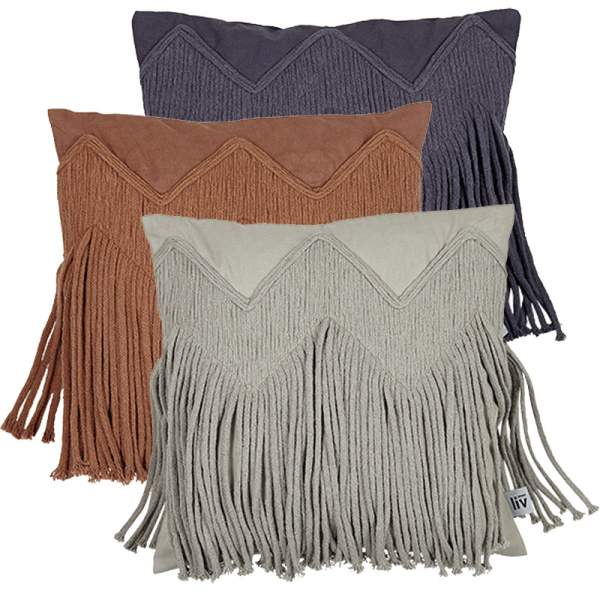 Cushion cover FRINGE