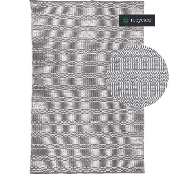 Teppich BRAID I Baumwolle