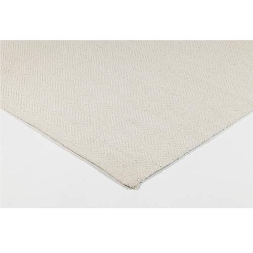 Eco Cotton rug HERRINGBONE beiges
